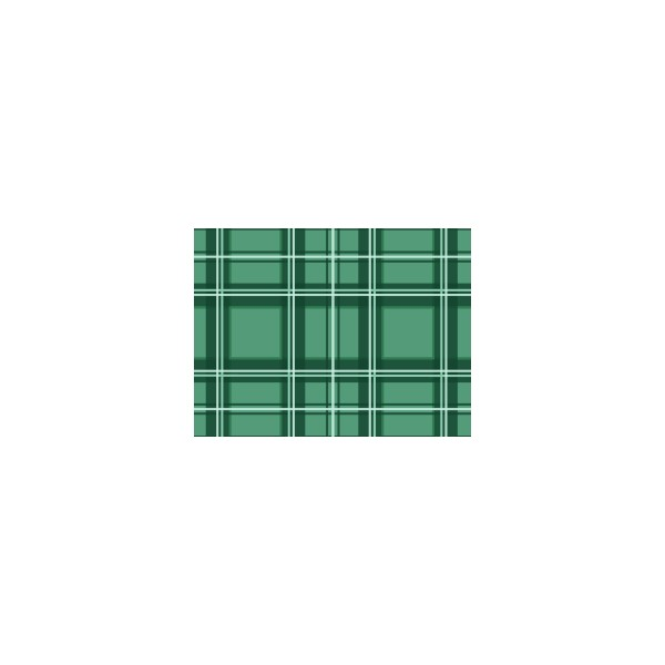 set de table motif tartan vert olivine deco tissus. Black Bedroom Furniture Sets. Home Design Ideas