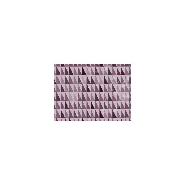Set de table motif inca violet ev que deco tissus for Set de table violet