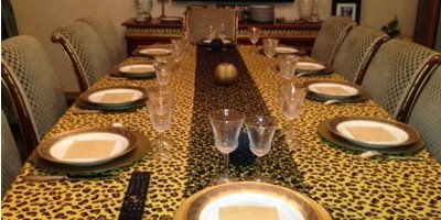 leopard nappe